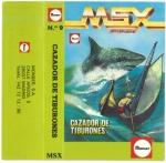 Cazador de tiburones - portada