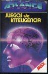 Juegos de inteligencia - portada
