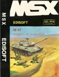 M-47 Combate de blindados