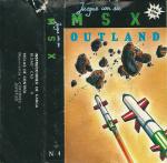 Juegue con su MSX - Issue 04 - Outland (19xx)(Grupo de Trabajo Software)(ES) - Delante
